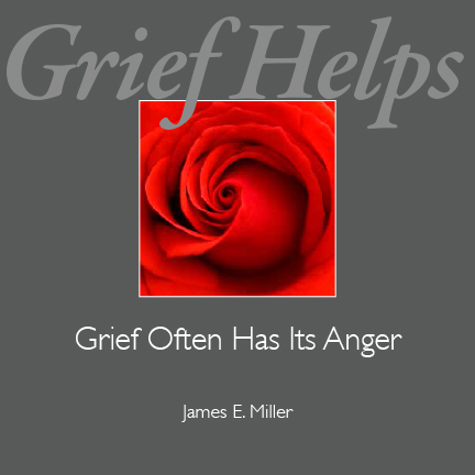 Grief Often Has Its Anger: A 6-page mini-book