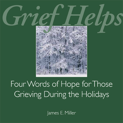 Four Words of Hope for the Holidays: A Mini-book